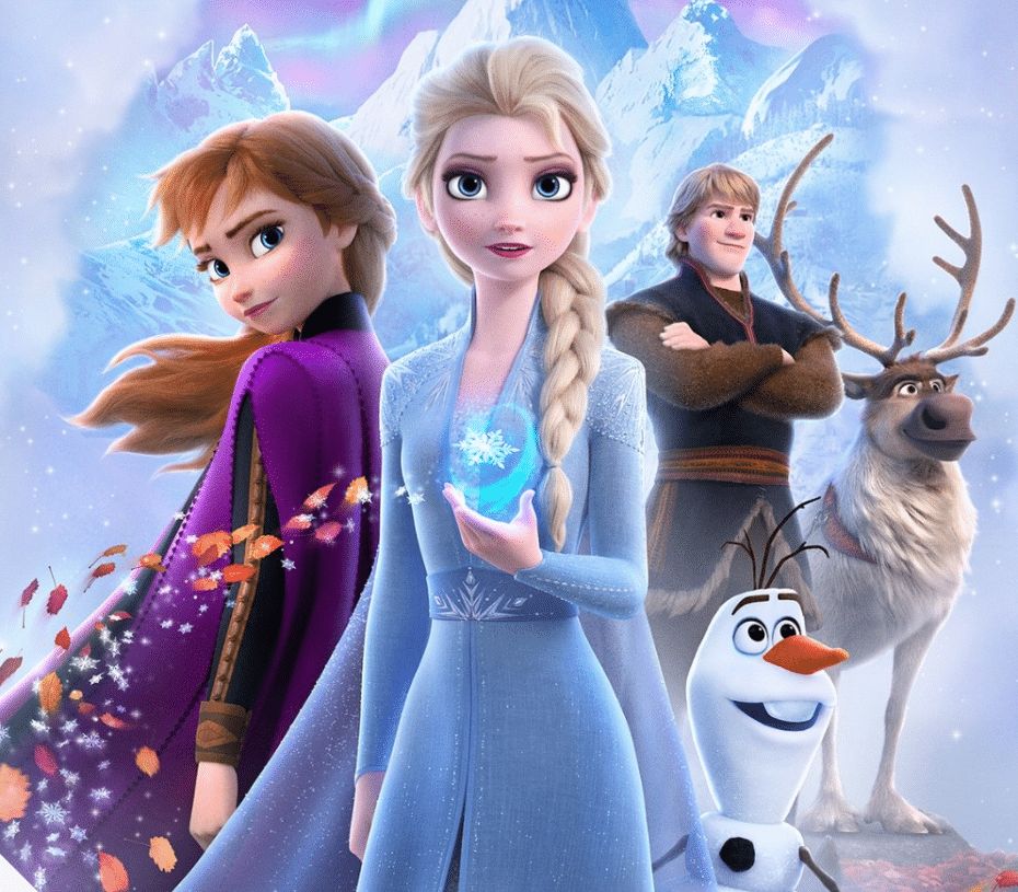 アナと雪の女王映画2