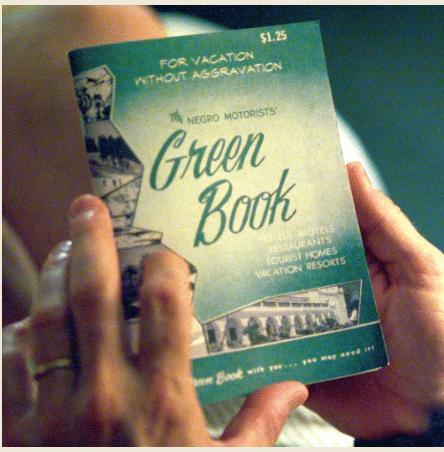 グリーンブックの本