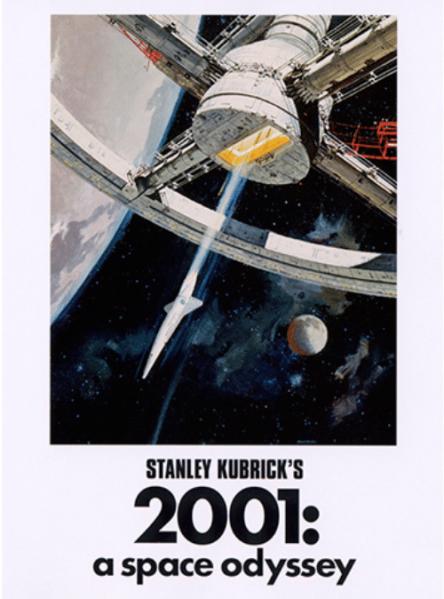 映画「2001年宇宙の旅」