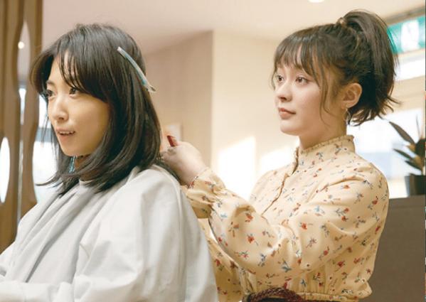 美奈子と香澄